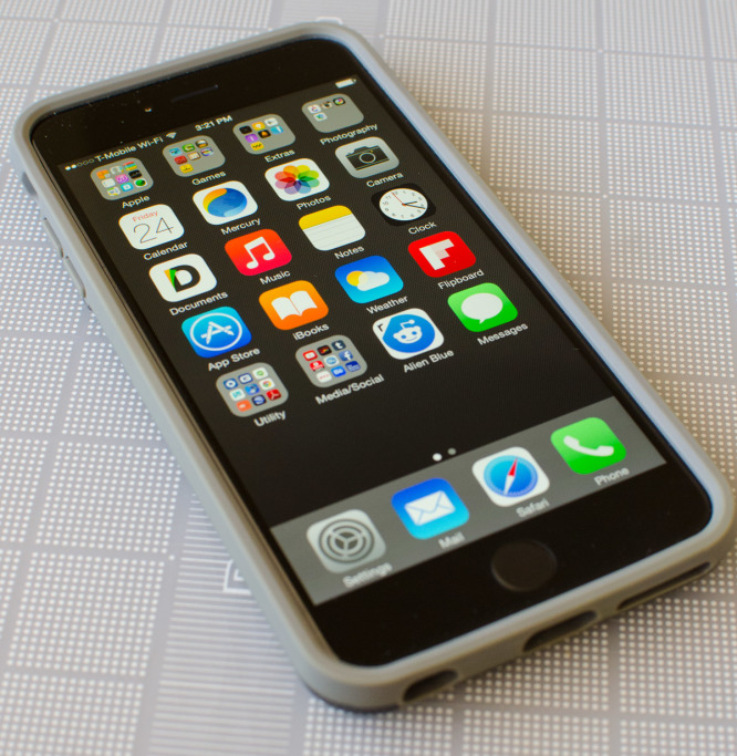 Tough and Slim—the Pelican ProGear Protector Case for the iPhone 6.